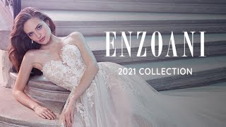 2021 Enzoani Wedding Gown Collection