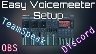 Adding VST Plugins to VoiceMeeter Banana via Cantabile Lite