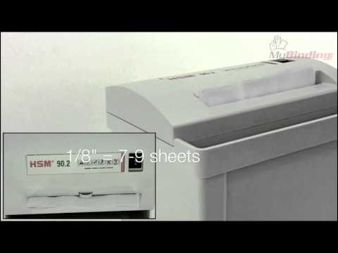 HSM 90.2 Paper Shredder Review