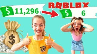SPENDING ALL OUR MONEY IN Adopt Me Roblox Gaming w/ The Norris Nuts