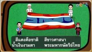 สื่อการเรียนการสอน รักเมืองไทย ป.1 ภาษาไทย