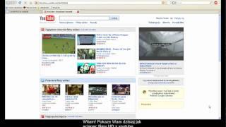 Ściąganie filmów HD z YouTube