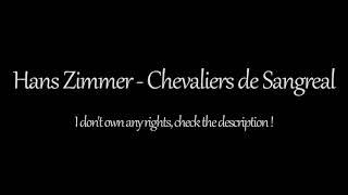 Hans Zimmer - Chevaliers de Sangreal (1 Hour) - The Da Vinci Code Soundtrack