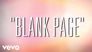 Christina Aguilera - Blank Page (The Lotus Album Preview)