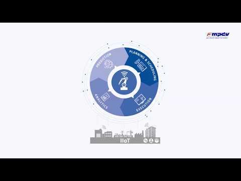 Das Erklärvideo zum Modell Smart Factory Elements von MPDV zeigt Fertigungsunternehmen auf, wie diese zielgerichtet ihren Weg zur Smart Factory umsetzen können / Bildquelle: MPDV