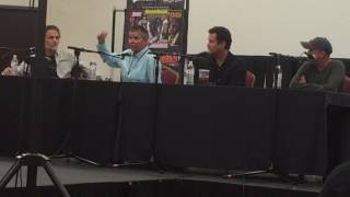 'Fright Night' Scares Up Fans At HorrorHound Weekend Indy 2016!