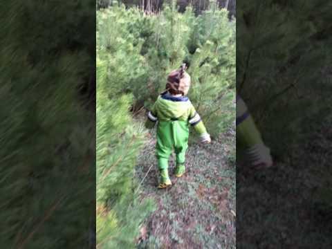 Kinderwathose Lucky Ducky / 3Kamido - sichere Spaß im Wald  (Kinder Wathose) , www.3kamido.de