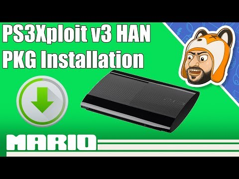 Download How To Backup Install Ps3 Games On Han Pkg Install
