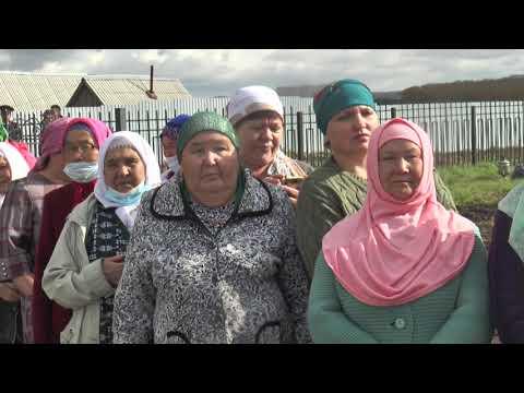 Открытие мечети в С. Кармышево