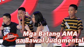 Mga Batang Ama | Bawal Judgmental | January 6, 2020