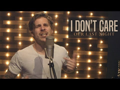 """Ed Sheeran & Justin Bieber - """"I Don't Care"""" (Rock Cover by Our Last Night)"""