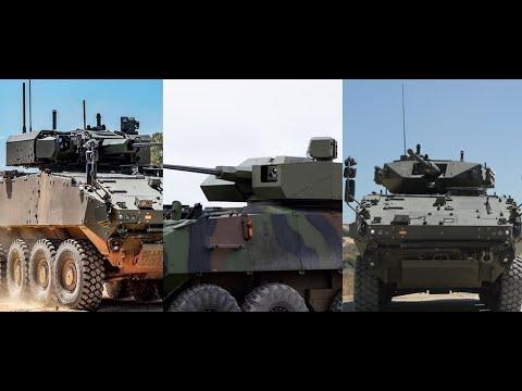 Tess Defence solicita a tres empresas ofertas de torres de 30 mm para el VCR 8x8 Dragón