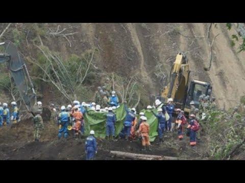 Continúa la búsqueda de desaparecidos por el terremoto del norte de Japón