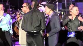 Stevie Wonder Surprises E W & Fs <b>Maurice White</b> Philip Bailey Monsters Noel Lee  CES 11