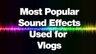 sound effects for vlogs - TH-Clip