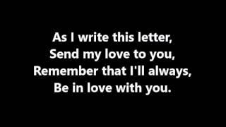 PS I love you - The Beatles - Lyrics