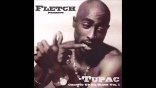 2Pac - Po Nigga Blues (Chopped & Screwed By DJ Fletch)