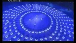 Video : China : The BeiJing 北京 2008 Paralympics Opening Ceremony