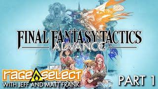 Final Fantasy Tactics Advance - The Dojo (Let's Play) - Part 1