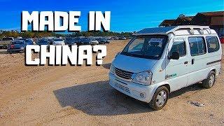 Exploring Copart SALVAGE Auto Auction |Finding A CRAZY ELECTRIC Minivan |RICH REBUILDS| CRAZY WRECKS