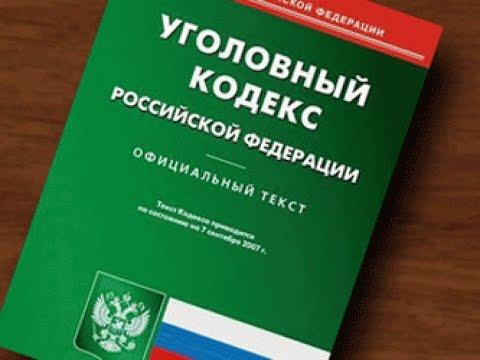 УК РФ, статья 35, Совершение преступления группой лиц, группой лиц по предварительному сговору, орга