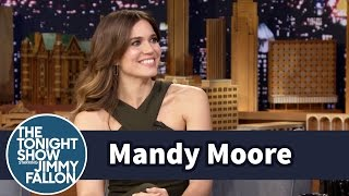 Mandy Moore Keeps Getting Credit for Choreographing La La Land