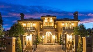 Italian Villa Inspired Home In Cherry Hills Village, Colorado