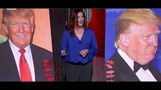 I capelli di Donald Trump secondo la fisica – Gabriella Greison ospite di Massimo Gramellini su Rai3