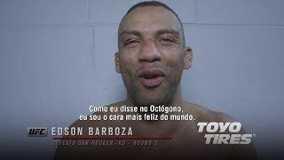 UFC Milwaukee: Edson Barboza -
