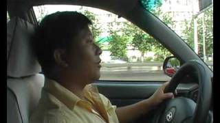 preview picture of video '到北京火车站与出租司机的一段对话'