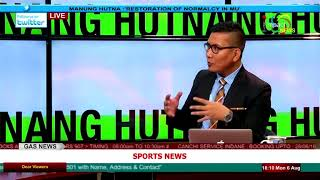 RESTORATION OF NORMALCY IN MU On Manung Hutna 06 August 2018