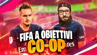 """FIFA 19 A OBIETTIVI """"CO-OP""""! w/Marza"""
