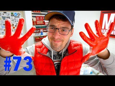 Vlog #73 ICH HASSE ES - Nein nicht die rote Farbe ;D