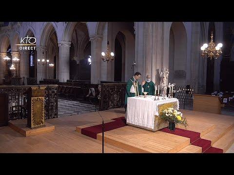 Messe du 27 mai 2021 à St-Germain-l'Auxerrois