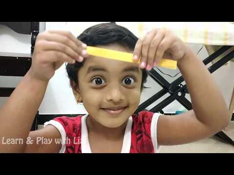 Activities for Kids at Home   Kids Paper Craft Ideas   Paper Crafts for Birthday Decoration
