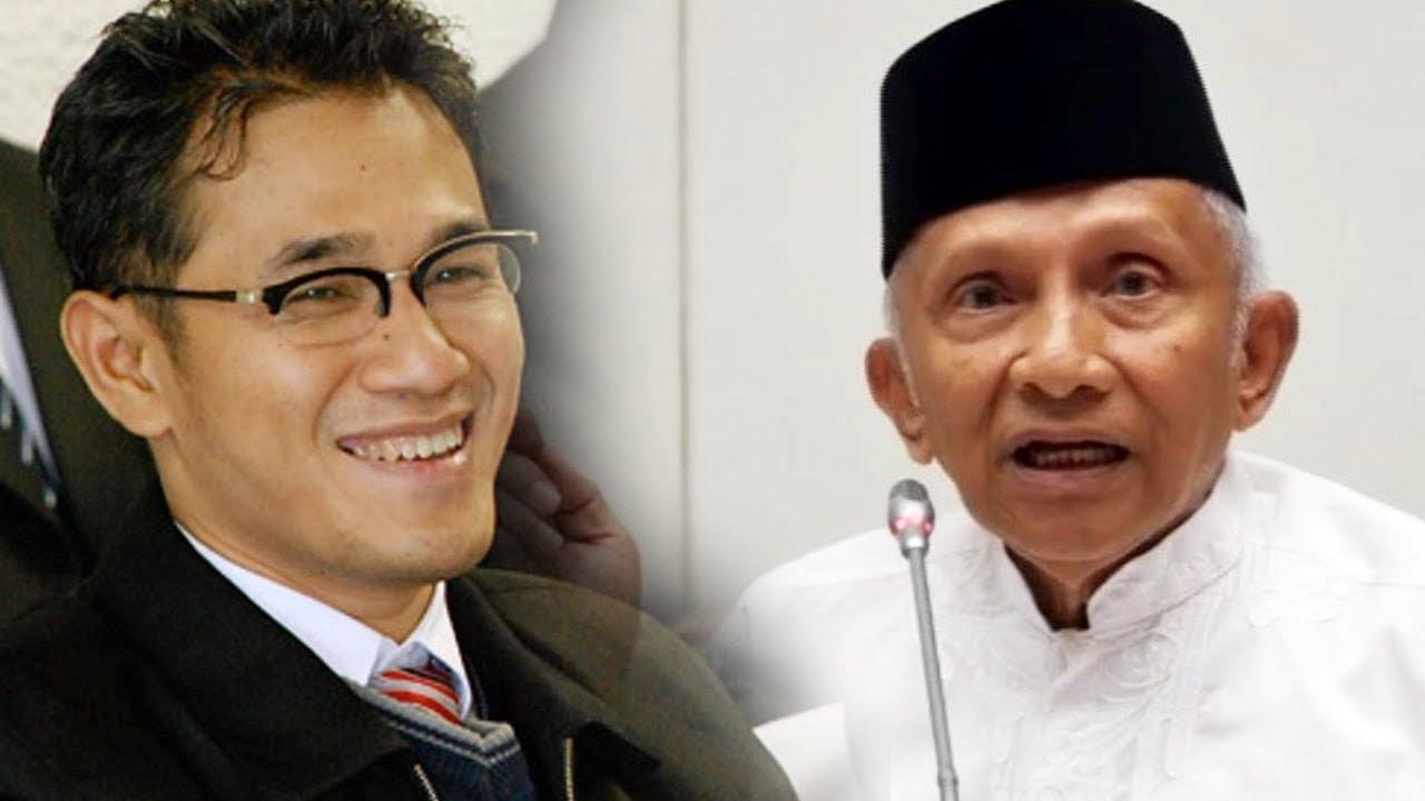 Amien Rais Dianggap Lecehkan Foto Jokowi, Budiman Sudjatmiko Beri Sindiran Menohok Lewat Doa