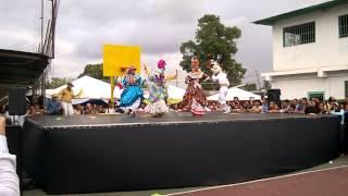 Baile Tradicional - Región Guayana (Calipso del Callao)