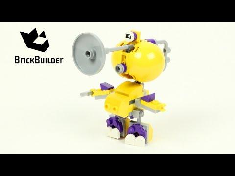 Vidéo LEGO Mixels 41562 : Trumpsy