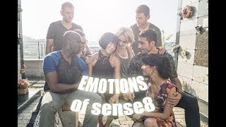 Emotions of Sense8 (Debussy - Arabesque)