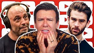 LAWSUITS INCOMING! Joe Rogan vs Hasan Piker vs CNN, Britney Spears, Australia Bans, & Today's News