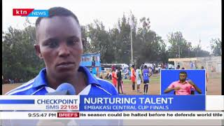 Sports personalities in Embakasi, urged to heed to precaution measures in place