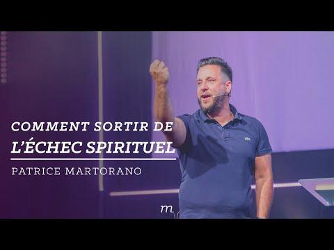 Comment sortir de l'échec spirituel