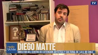 Diego Matte : Yo creo en Radio U. de Chile