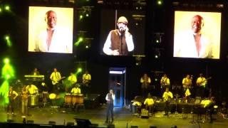 Concierto Juan Luis Guerra 2/20/2016 De Moca A Paris Ft  Johnny Ventura