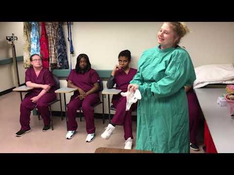 CCAC Nursing Assistant Training Program