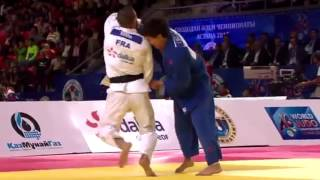 Top 10 ippons 2015 judo|sport and game channel