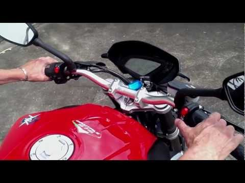 MV Agusta Brutale 675 review by owner