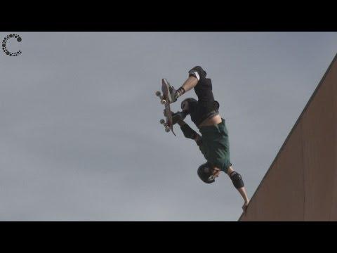 Tony Hawk & Friends Show - Moche Rip Curl Pro Portugal 2014