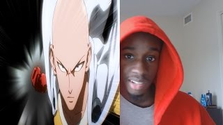 1 Minute Anime Review: One-Punch Man (Season 1)