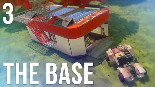 THE BASE | Space Engineers Survival Ep. 3